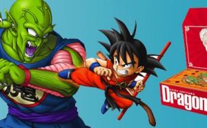 Cofre de Dragon Ball Edición Coleccionista