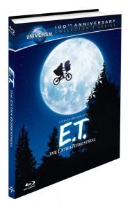 E.T. El Extraterrestre Digibook Blu-ray