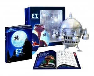 E.T. El Extraterrestre Ed. Coleccionista Nave