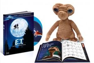 E.T. El Extraterrestre Ed. Especial Digibook + Peluche