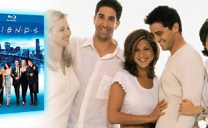Friends Pack Blu-ray