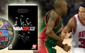 NBA 2K13 Dinasty Edition