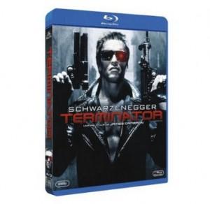 Terminator en Blu-ray