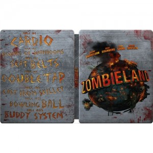 zombieland steelbook edicin coleccionista 300x300 Zombieland Edicin Metlica Blu ray