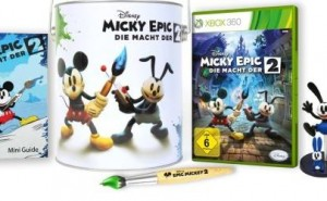 Edicin Limitada de Epic Mickey 2