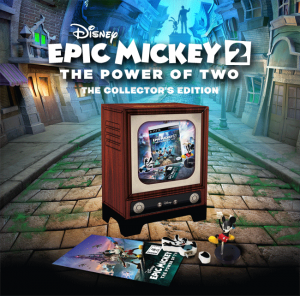 Epic Mickey 2 Collector's Edition