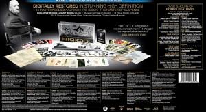 Alfred Hitchcock Obras Completas Blu-ray Edición Limitada