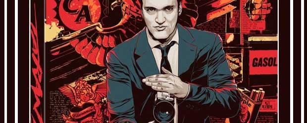 Tarantino XX 8 film Collection Blu-ray