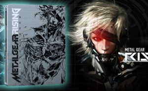 Metal Gear Rising Revengeance Edicin Limitada