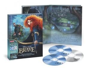 Brave Digibook Blu-ray Target.com