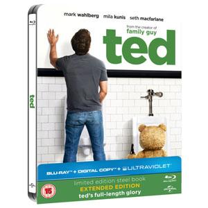 Ted, edición metálica limitada Blu-ray