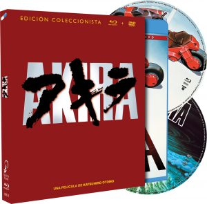 ficticios 8414533085243 300x295 Akira Edicin Coleccionista en Blu Ray