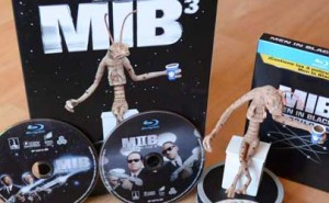Men in Black Trilogia Edicin Limitada Gusano