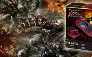 PlayStation Vita Edición Especial Soul Sacrifice