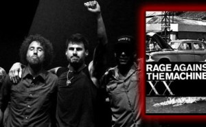 Rage Against the Machine Deluxe Box Set 20 Aniversario