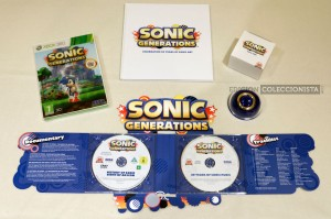sonic generations edicion coleccionista foto13 300x199 Nuestras Ediciones: Sonic Generations Edicin Coleccionista