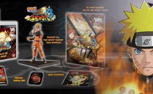 Naruto Shippuden Ultimate Ninja Storm 3 Ediciones Coleccionista