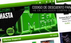 Codigo de descuento de Zavvi España para tener 4€ de descuento