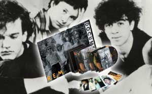 R.E.M. Document Edición 25 Aniversario