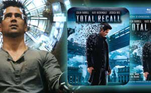 Total Recall Ediciones Especiales Blu-ray
