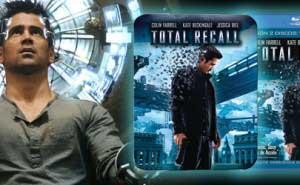 Total Recall Ediciones Especiales Blu-ray