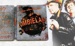 Zombieland Steelbook Blu-ray