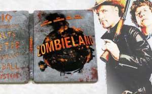 Zombieland Steelbook Blu-ray