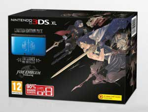 Nintendo 3DS XL Fire Emblem