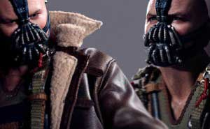 Figura Bane 1/6 Edicin Limitada SideShow Collectibles