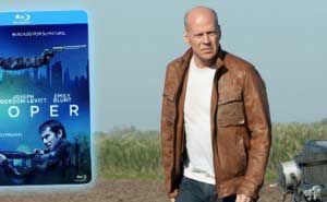 Looper Edicin Metlica Blu-ray