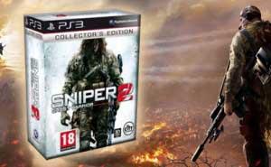 Sniper Ghost Warrrior 2 Edición Coleccionista