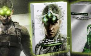 Splinter Cell Blacklist Ediciones Coleccionista