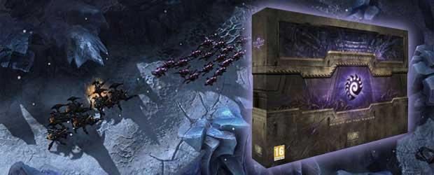 Starcraft II Heart of the Swarm Edición Coleccionista