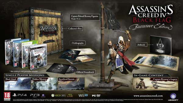 Assassin's Creed IV: Black Flag. Bucaneer Edition