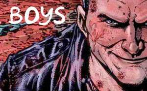 Cabecera The Boys edición integral