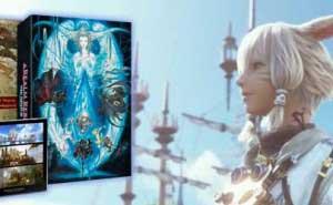 Final Fantasy XIV A Realm Reborn Edición Coleccionista