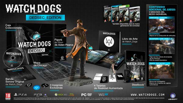 Watch Dogs Desdec Edition
