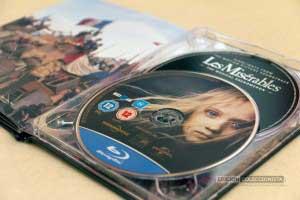 Los Miserables Digibook Blu-ray + Banda Sonora Edición Limitada