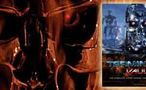 Terminator Vault Book