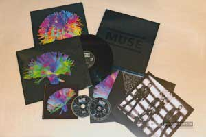 Muse The 2nd Law Deluxe Box Set