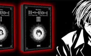 Death Note Black Edition Volumenes 2 y 3