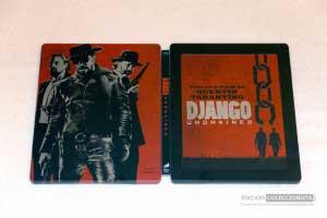 Django Desencadenado Steelbook Blu-ray