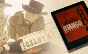 Django Desencadenado Unboxing Stelbook Blu-ray