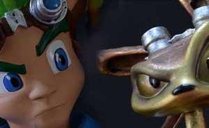 Jak & Daxter Figura Edición Limitada Coleccionista
