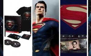 Superman Hombre de Acero Ediciones Especiales