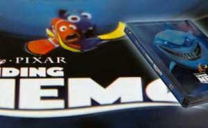Buscando a Nemo Edición Metálica Blu-ray