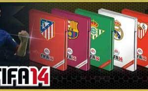FIFA 14 Club Edition Ediciones Metálicas