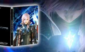 Lightning Returns Final Fantasy XIII Edición Metálica