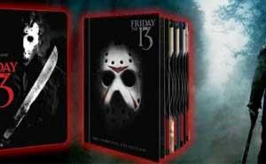Viernes 13 Colección Completa Blu-ray