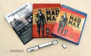 Mad Max Trilogía Blu-ray Edición Especial Limitada